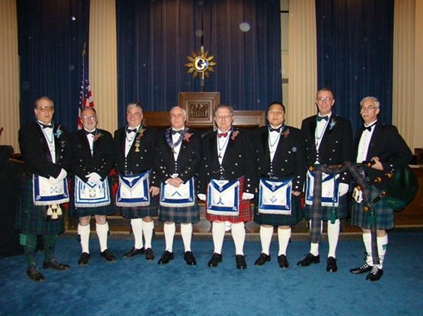 Masons installation