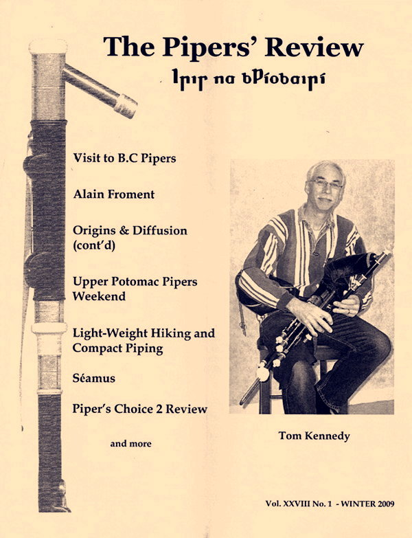 Cover of Pipers' Review